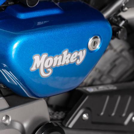 Monkey lleno