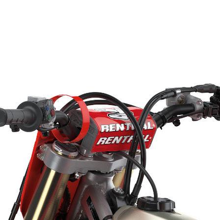 CRF450R lleno