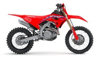 CRF450RX lleno