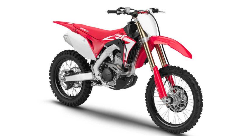 CRF250RX lleno